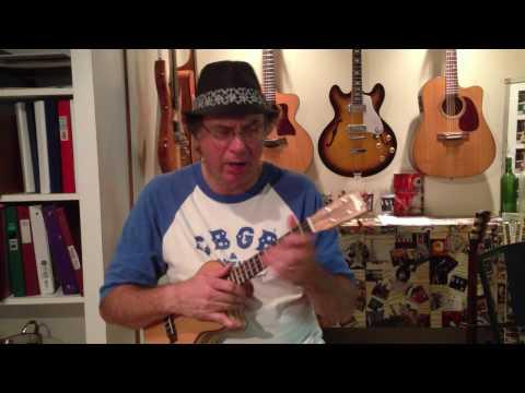 MUJ: Key To The Highway - Big Bill Broonzy (ukulele Tutorial)