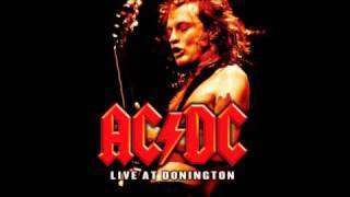 AC/DC - Dirty Deeds Done Dirt Cheap Live backing track (rhythm guitar)