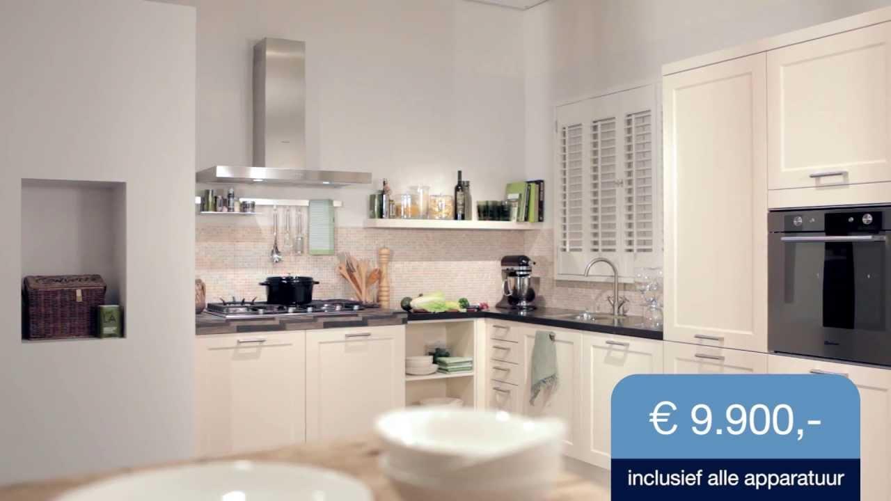 Nieuwe keuken kopen maar niet bij mandemakers kassa