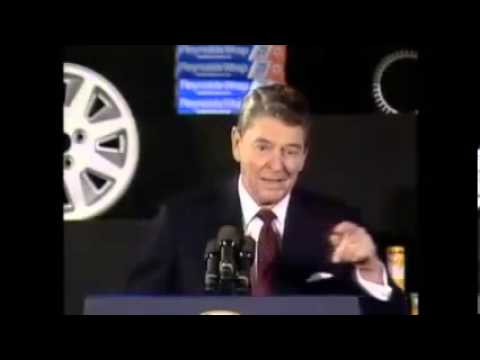 Reagan Joke -- Soviet Union and Getting A New Automobile