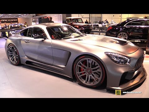 2017 Mercedes GT IMSA - Exterior and Interior Walkaround - 2017 Frankfurt Auto Show