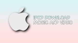Как скачивать музыку и видео на IPOD(Если помог подписывайтесь и задавайте вопросы , я буду давать видеоответы..., 2013-02-07T10:09:13.000Z)