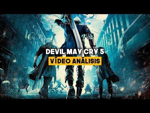 ANÁLISIS DEVIL MAY CRY 5: El REGRESO de DANTE y NERO thumbnail