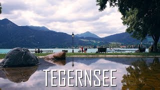 A day trip to Tegernsee - Exploring the Bavarian Alps in Germany 🏔️