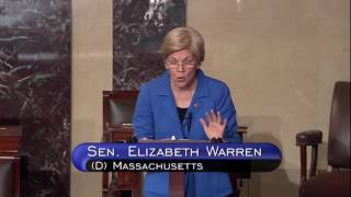 Senator Elizabeth Warren on the Republicans