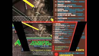 2013 South African House DJ SIMBA-DZISS ENTS Mixtape