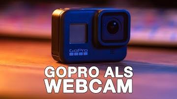 GoPro als Webcam am PC nutzen I OHNE Capture Card I Tutorial I 4K