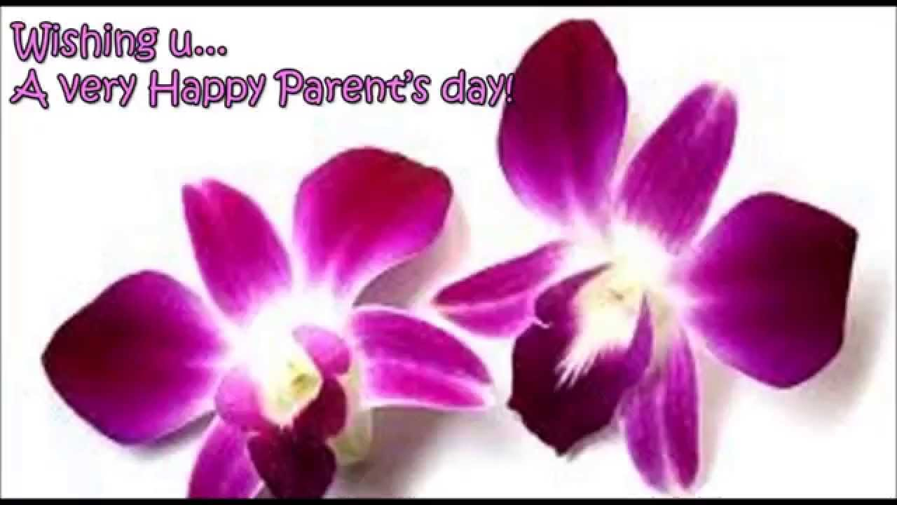 Happy parents day 2015 best wishes greetings e card sms message happy parents day 2015 best wishes greetings e card sms message quotes whatsapp video 4 youtube m4hsunfo