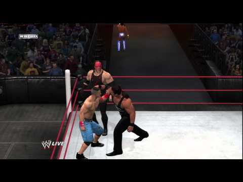 WWE'12 - 40 Man Royal Rumble Match HD