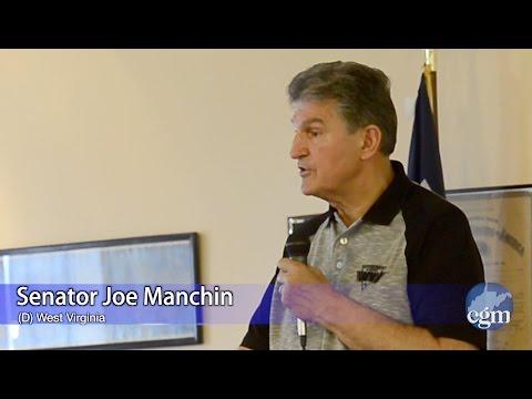Joe Manchin talks about Supreme Court nominee