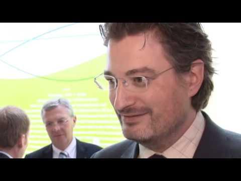 Interview zur internationalen Logistik-Wirtschaft mit Prof. Christian Kille, Hochschule Würzburg
