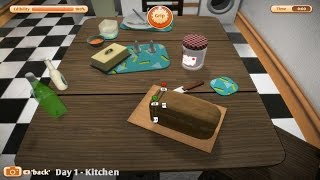 I am Bread game gameplay HD 60fps walkthrough no commentary 공략 PC Steam Indie Game