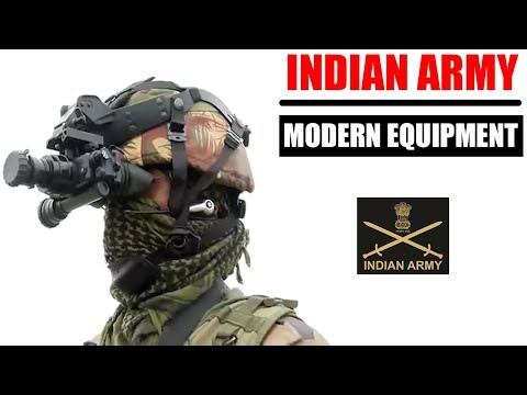 Indian Army Modern Equipments | Indian Army Latest Equipments | Modernisation Of The Indian Army