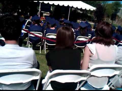 Bridget Smash Graduation Speech to Academy of the Canyons