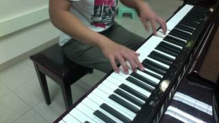 Glowing (The Script) Piano Cover