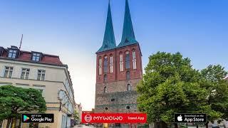 видео Церковь Святого Николая в Берлине