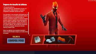 *New* fortnite pack *hell* (free turkeys, wrappers and more)