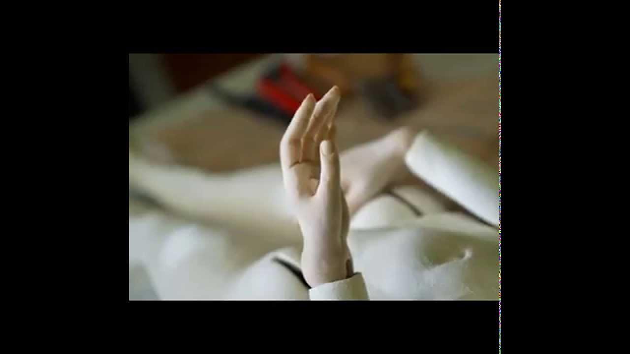 Assembling Ball-jointed doll Liv Tyler - Сборка Шарнирной куклы .