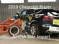 2019-2020 Chevrolet Blazer NHTSA Side Impact