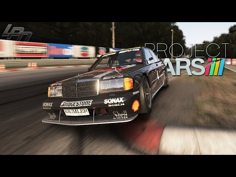 PROJECT CARS MULTIPLAYER - '92er DTM auf Hockenheim Classic (Xbox One) / Lets Play Project CARS