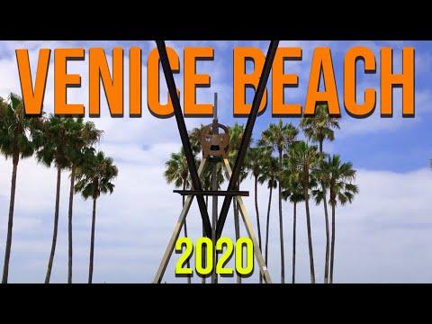Venice Beach Morning