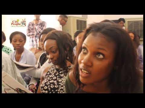 AFE BABALOLA UNIVERSITY STUDENTS VISIT CITY PEOPLE MEDIA GROUP IN LAGOS