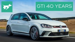 Volkswagen Golf GTI Clubsport Review aka GTI 40 Years