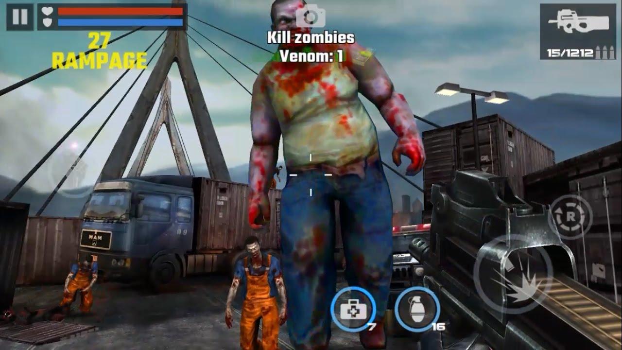 Baixar Dead Target - Zombie Hackeado e Atualizado 2018 - Winew, dinheiro infinito, dinheiro ilimitado, unlimited money