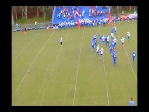 #3 Otis Anderson Jr 8th grade 2012 football