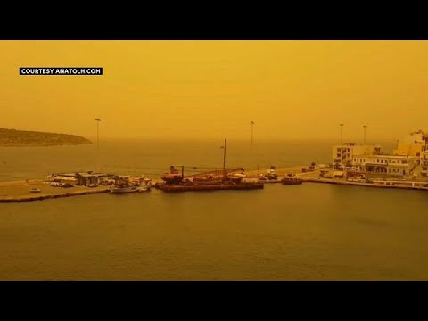 A plume of Saharan dust could soon reach parts of Florida; Heres ...