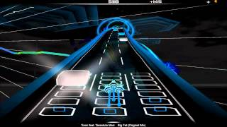 Audiosurf: TON!C feat Tarantula Man - Big Fat (Radio Edit)