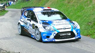 Rallye du Mont-Blanc 2015, Shakedown, Ford Fiesta RS WRC, Tribute and pure sounds