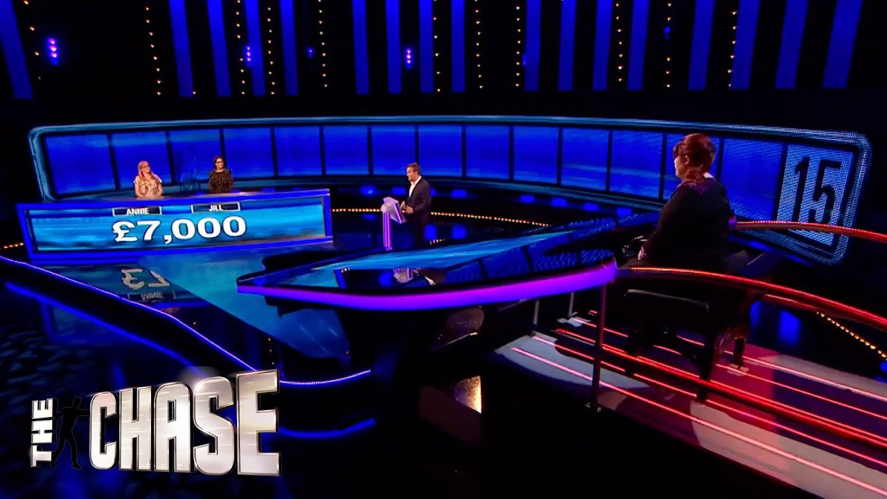 The Chase | The Vixen Versus A Team Of Two In The Final Chase | Highlights 4th March