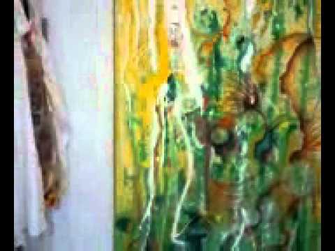 Bladimir Diaz en Celestino Gallery