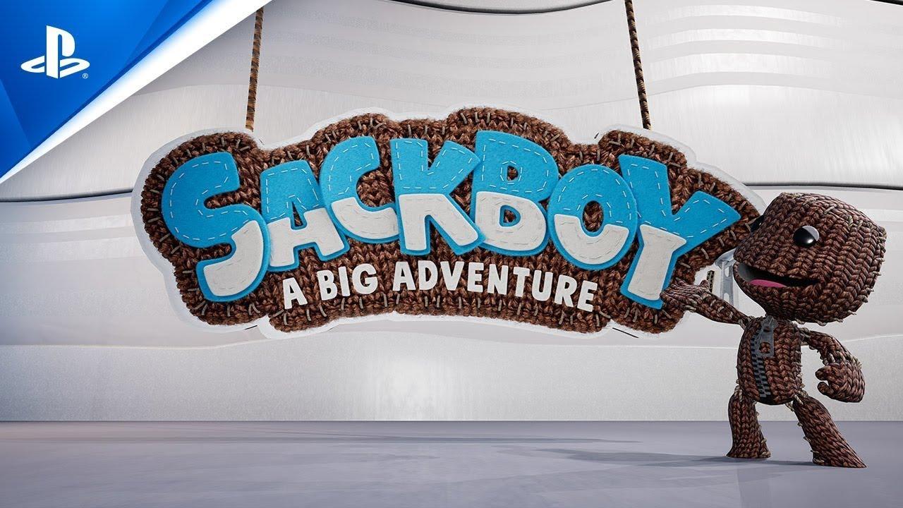 Sackboy A Big Adventure - Announcement Trailer | PS5