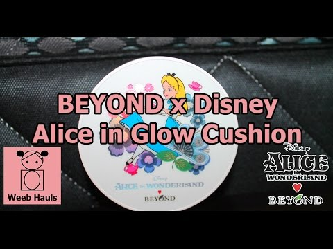 Beyond Alice in Glow Cushion Unboxing || Makeup Buys