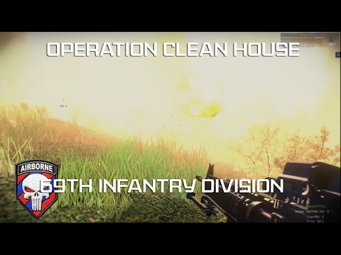 Arma 3 - 69th Infantry Division - Operation Clean House