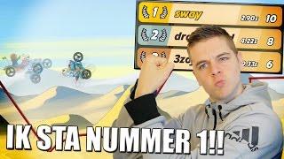 IK STA NUMMER 1!! BIKE RACE NEDERLANDS
