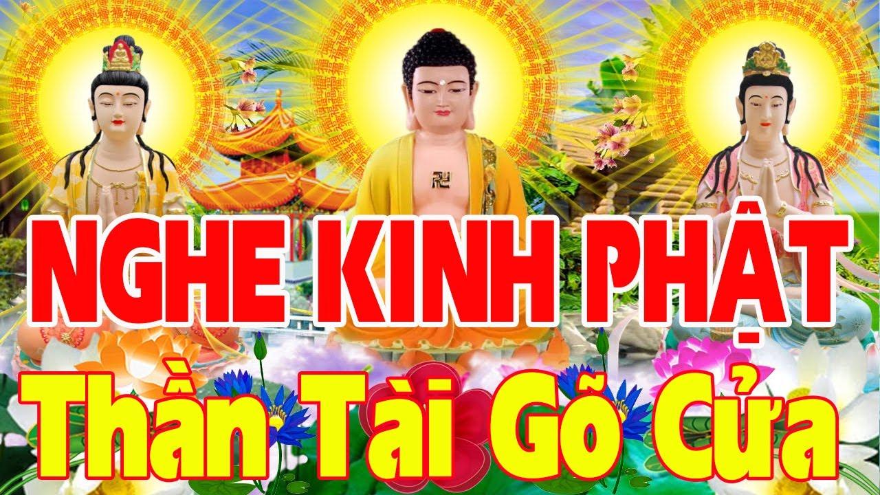 Sáng 12 Âm Nghe Kinh Sám Hối May Mắn Phúc Lộc Tự Đến - Tụng kinh Phật Hay