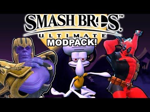 Smash Bros Ultimate Is Looking Good