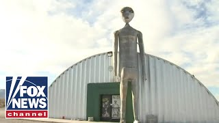 Low turnout for Area 51 raiders, Navy's UFO footage still in question