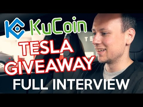 Top Cryptocurrency Exchange KuCoin Gives Prize To carVertical Tarder (Full Interview)
