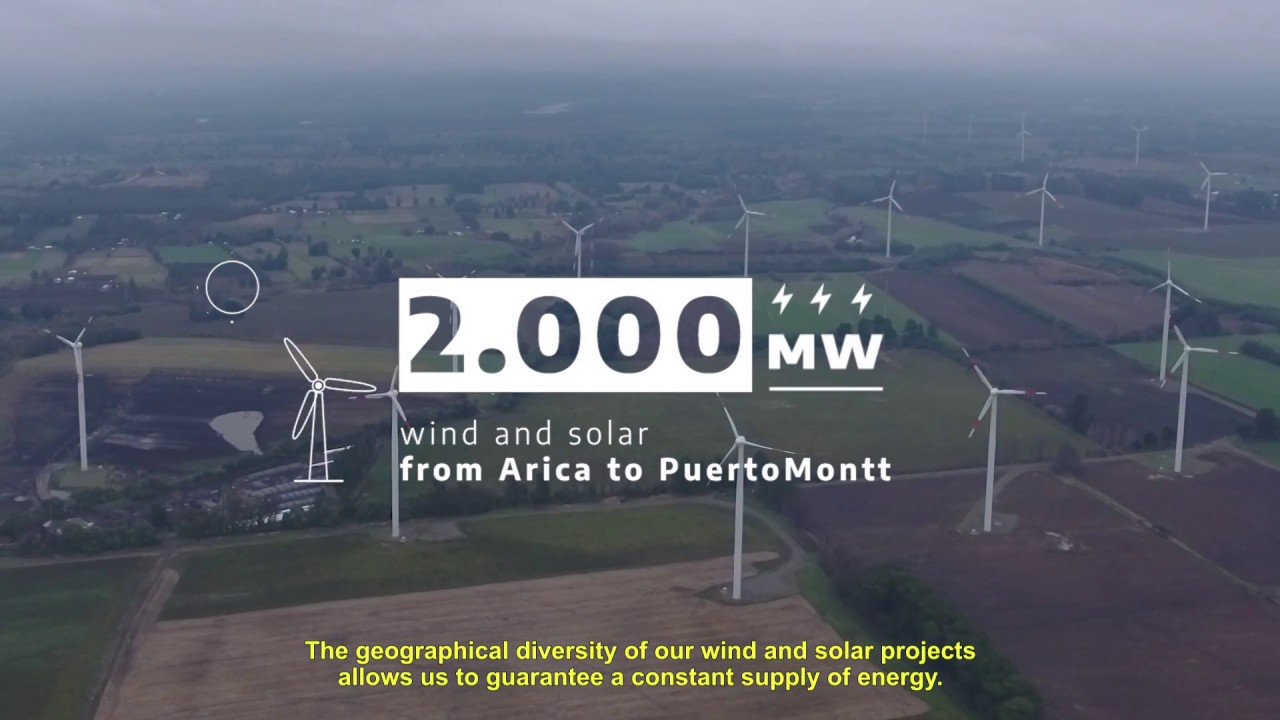 About Mainstream Renewable Power Chile (English subtitles)