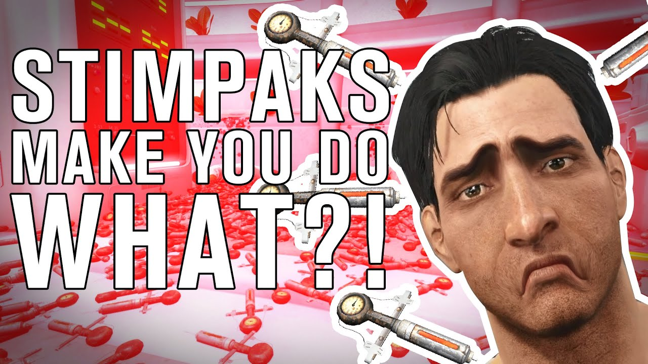Download The SCIENCE! Behind STIMPAKS in Fallout