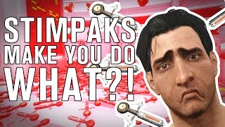 The SCIENCE Behind STIMPAKS in Fallout