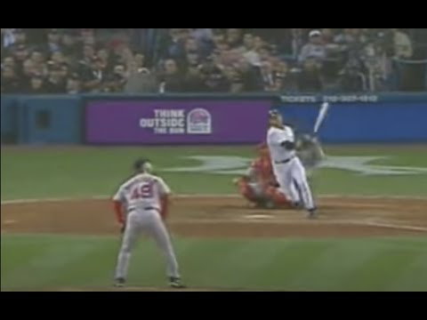 NYY vs. BOS (2003 ALCS Game 7) Aaron Boone Walk-Off HR