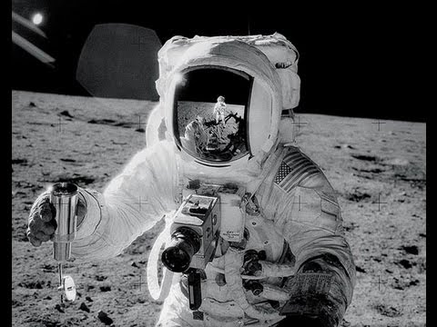 Apollo 11 Lunar Landing NASA Mission Astronaut Neil ...