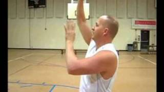 How to Improve Your Basketball Skills : How to Make a Jump Shot in Basketball