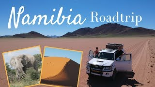 Wow Namibia! Highlights unserer Camping Rundreise
