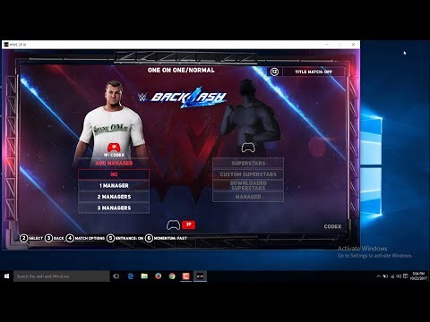 How To Download WWE 2K18 For PC Free